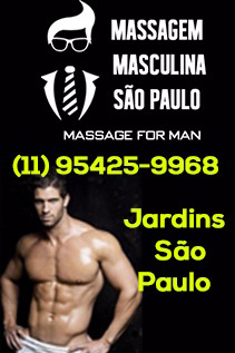 Massagem Masculina